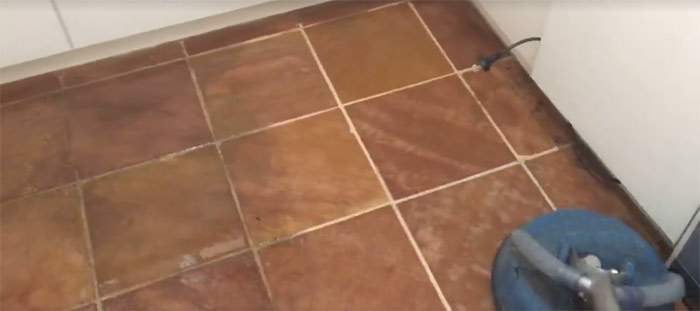 Tile and grout Cleaning Holder