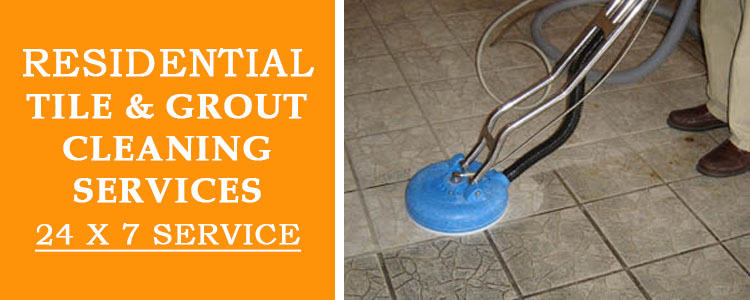 Residential Tile & Grout Cleaning Services