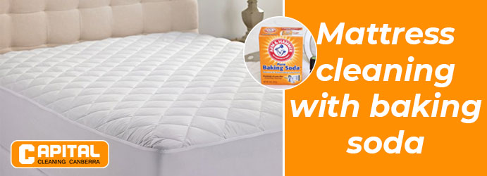 Mattress Cleaning with Baking Soda