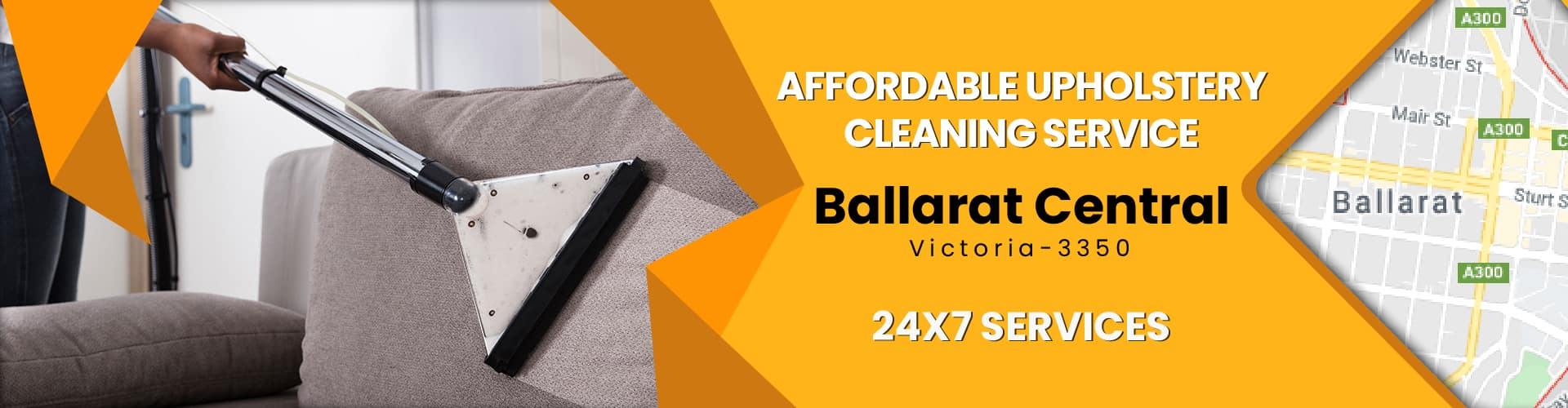 Upholstery Cleaning Ballarat Central
