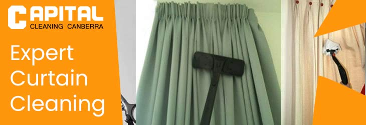 Expert Curtain Cleaning