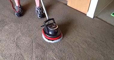 Carpet Bonnet Cleaning