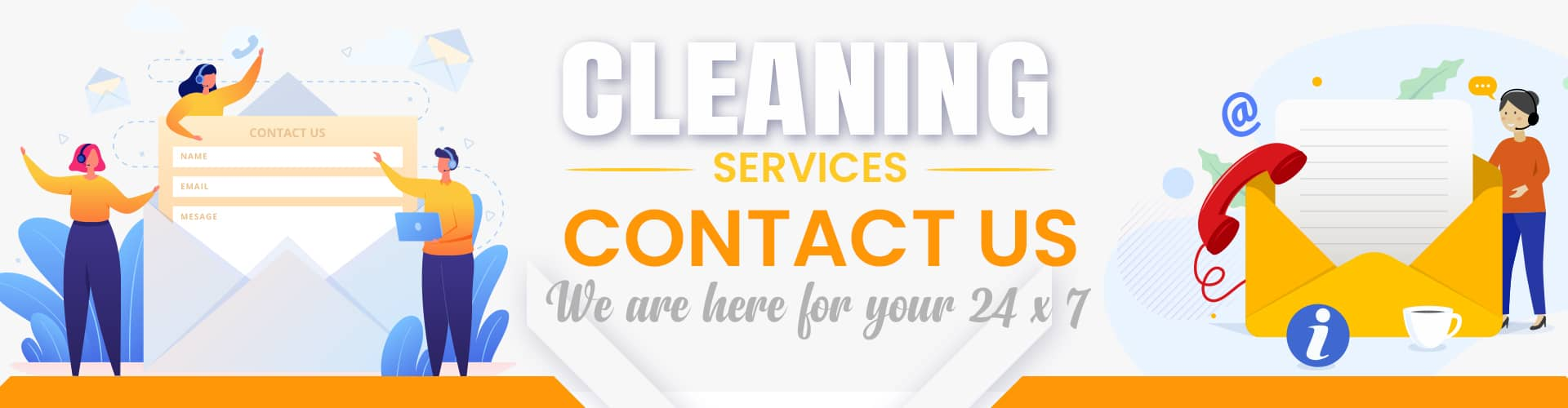 Get A Quote Cleaning Services