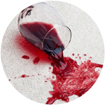 Carpet Wine Stains Removal
