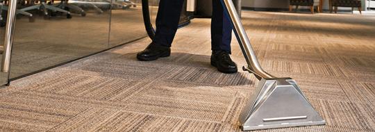 Commercial Carpet Cleaning Holder