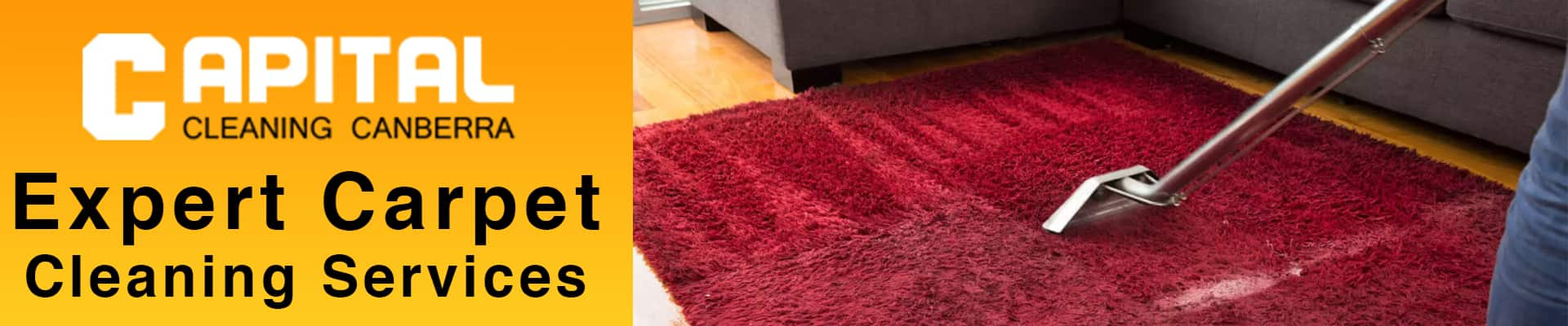 Expert Carpet Cleaning Services Yarralumla