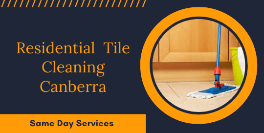 Residential Tile Cleaning Service Canberra