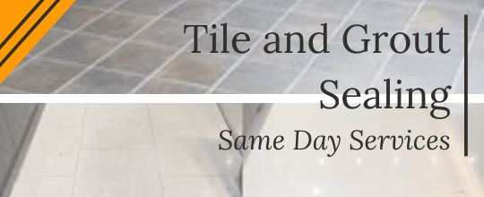 Tile and Grout Sealing Canberra